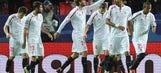 Llorente punishes ex-club as Sevilla end Juventus' unbeaten run