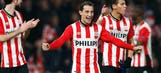 PSV Eindhoven defeat CSKA to reach Champions League round of 16