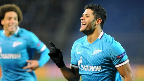 Zenit St. Petersburg (Winners, Group H)