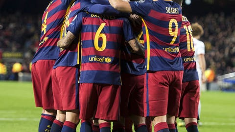 Barcelona (Winners, Group E)