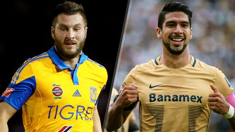Liga MX Final: Tigres UANL vs. Pumas UNAM (live, Sunday, 9:30 p.m. ET)