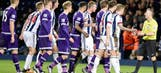 West Brom, Tottenham charged by FA after Hawthorns melee