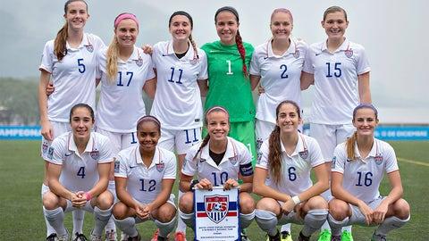 CONCACAF U-20 Women's Championships (live, Sunday 6 p.m. ET, FS2, FOX Soccer 2Go)