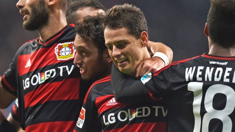 Support for Chicharito