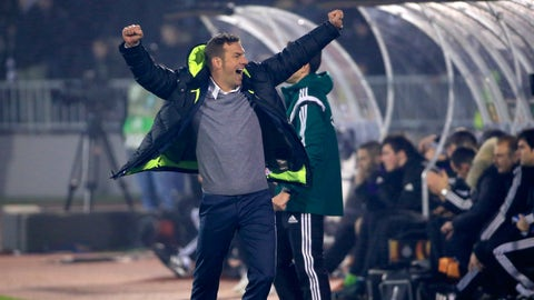 The stock of Markus Weinzierl