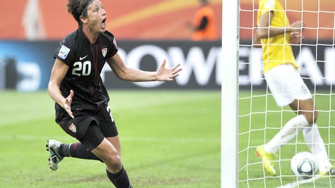 2011: Scores 'greatest goal in World Cup history'