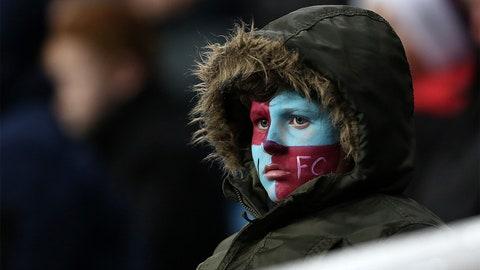 Aston Villa's free-fall continues