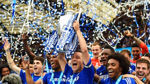 Chelsea wins title; Eden Hazard acclaimed as best player in league