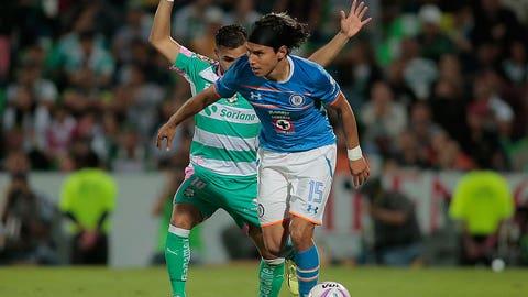 Gerardo Flores: Cruz Azul to Toluca