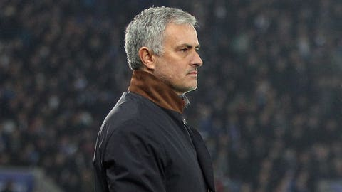 Jose Mourinho's fall from grace
