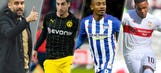 Bundesliga Five Points: Dortmund fail to keep pace with Bayern's title charge