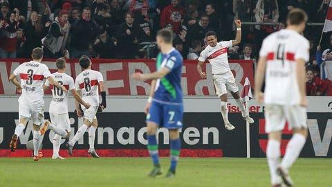 Didavi: Stuttgart's great hope