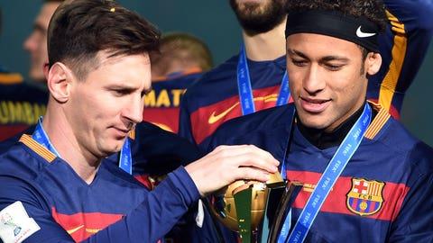 Lionel Messi / Neymar