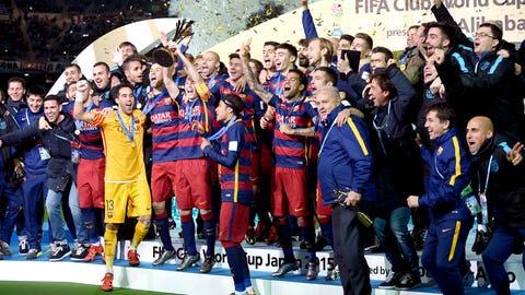 Barcelona (LW: 1)