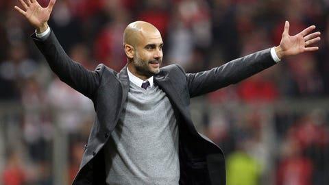 Bayern Munich (LW: 2)
