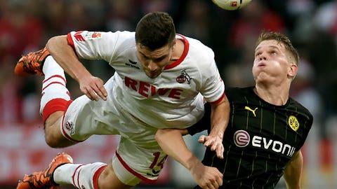 Borussia Dortmund (LW: 8)