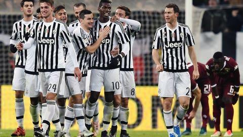 Juventus (LW: NR)