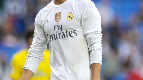 Nice: Cristiano Ronaldo
