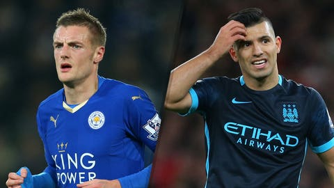Leicester v Manchester City (2:45 p.m. ET, Tuesday)