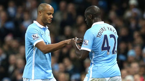 Why can't Kompany keep fit?