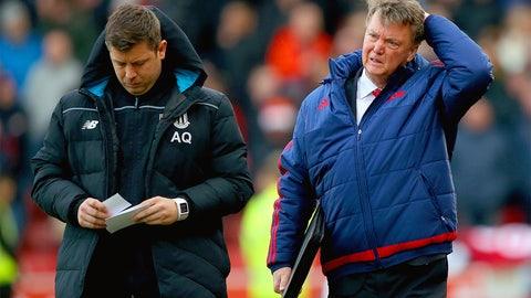 December 26: Stoke 2, Manchester United 0
