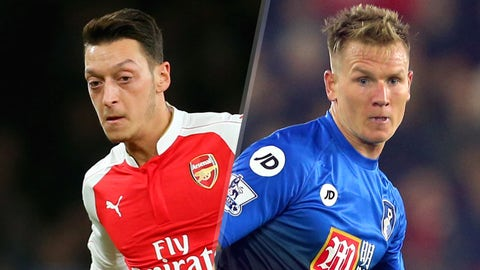 Arsenal v Bournemouth (12:30 ET, Monday)