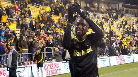 Forward: Kei Kamara (Columbus Crew SC)