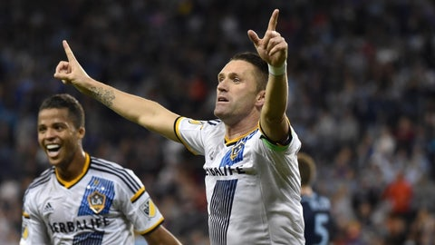 Forward: Robbie Keane (LA Galaxy)