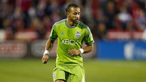 Defender: Tyrone Mears (Seattle Sounders)