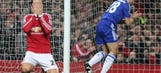 Big saves and missed chances as Chelsea and Manchester United draw