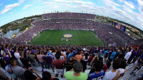 Orlando City, New York City FC debut on Opening Weekend