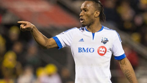 Didier Drogba turns back the clock in Montréal