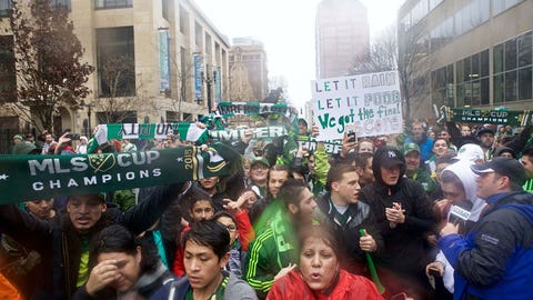 Portland Timbers win first MLS Cup