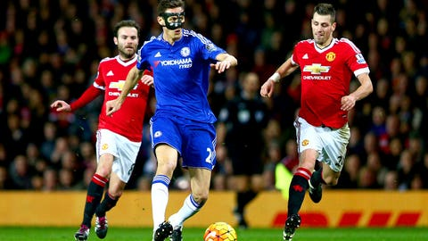 Chelsea have their own issues as well – but are improving