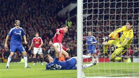 Both goalkeepers shone
