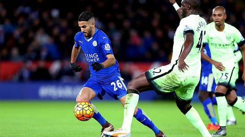 City's midfield outmuscles the Foxes