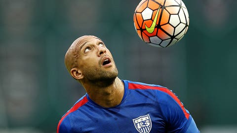 Tim Howard returns after year-long sabbatical
