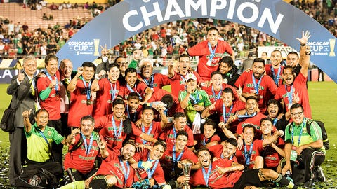 Mexico dashes Confederations Cup dreams in CONCACAF Cup playoff