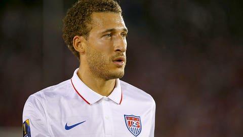 Fabian Johnson sent home before Costa Rica friendly