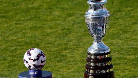 U.S. Soccer confirms Copa América Centenario hosting rights