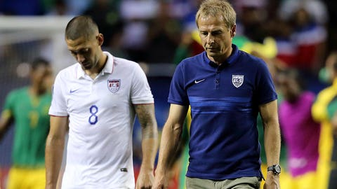 Jamaica relies on shape and structure to oust U.S. at Gold Cup