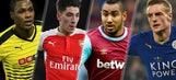 Premier League 2015-16: Midseason best XI players