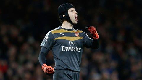 Petr Cech GK: Arsenal