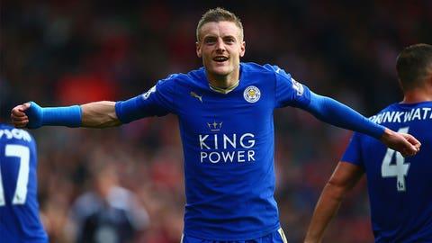 Jamie Vardy F: Leicester City
