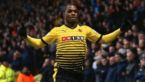 Odion Ighalo F: Watford