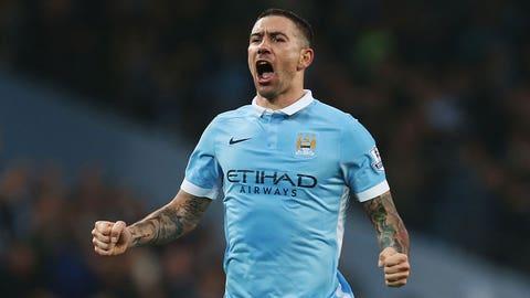 Aleksandar Kolarov D: Manchester City