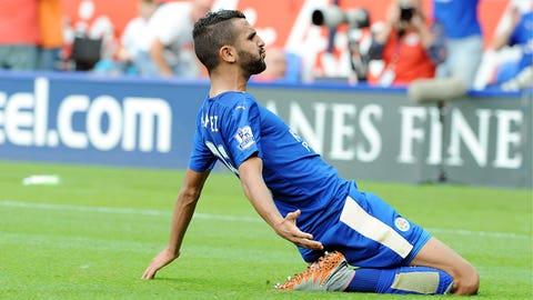 Riyad Mahrez M: Leicester City