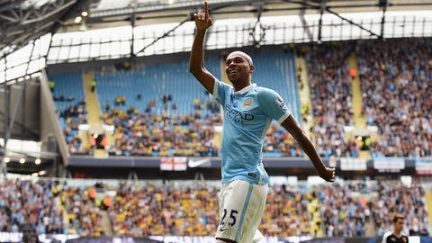 Fernandinho M: Manchester City