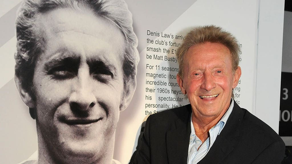United legend Denis Law describes honor as 'a lovely