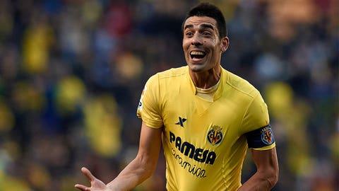 Center midfield: Bruno Soriano (Villarreal)